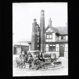 Old Crosses, Sandbach (Tom Hughes, 12.10.24.), Oct 1924
