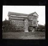 Moreton Old Hall, Cheshire. (Tom Hughes, 4.11.23.), Nov 1923
