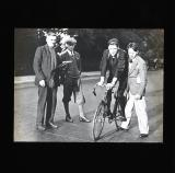 G.B. Orrel, racing cyclist