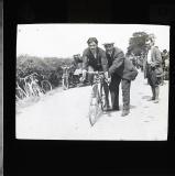 Birkill, racing cyclist