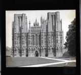 Wells Cathedral, West front, Somerset