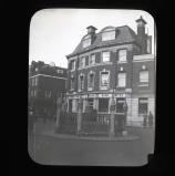 Kingston on Thames - The coronation stone in original situation