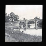 Ludlow - bridge over the Teme