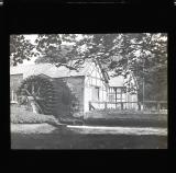 Timber-framed watermill