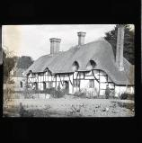 Timber-framed thatched houses and their occupants