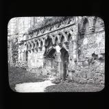 Bolton Abbey, North Arcading in Choir
