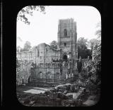 Fountains Abbey, general view