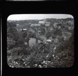 Knaresborough Bridge from the Castle