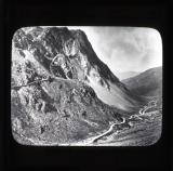 Honister Crag and Pass, English Lake District