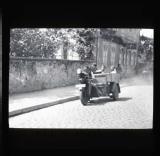 Old 3-wheel motor