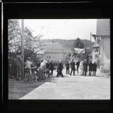 Binningen, procession