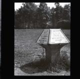 Mushroom signpost between Zeist and Soesterberg