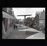 Boys by canal, Volendam