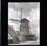 Windmill on road between Zeist and Arnhem