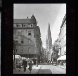 Bonn Minster from side street