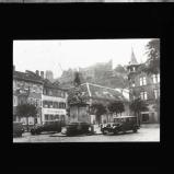 Heidelberg hostel and Ford cars