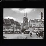 Nurnberg market square