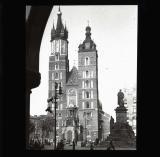 St. Mary's church, Krakow