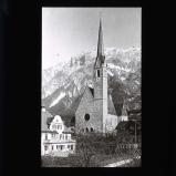 Church near Vaduz