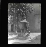 Fountain at Llansa