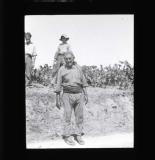 Land owner at grape harvest, outside Tarragona