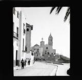 Church of Sant Bartomeu i Santa Tecla, Sitges