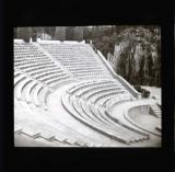 Greek theatre and steps