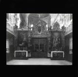 Cartuja of Granada monastary: interior