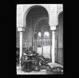 'This Moorish girl is a keen member of the CTC', Alhambra