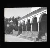 Pavilion built by Charles V