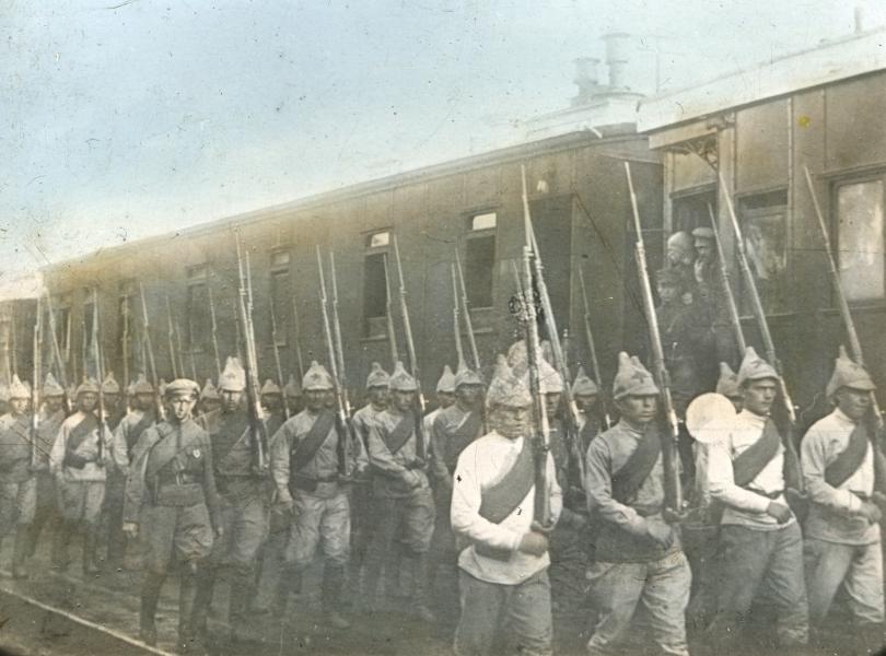Russian Civil War That 82
