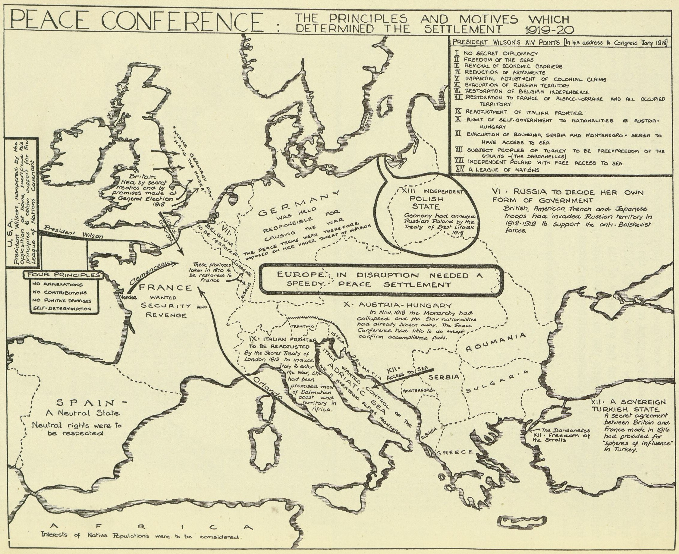 Maps Of Russia And The Soviet Union Revolution And The First World War