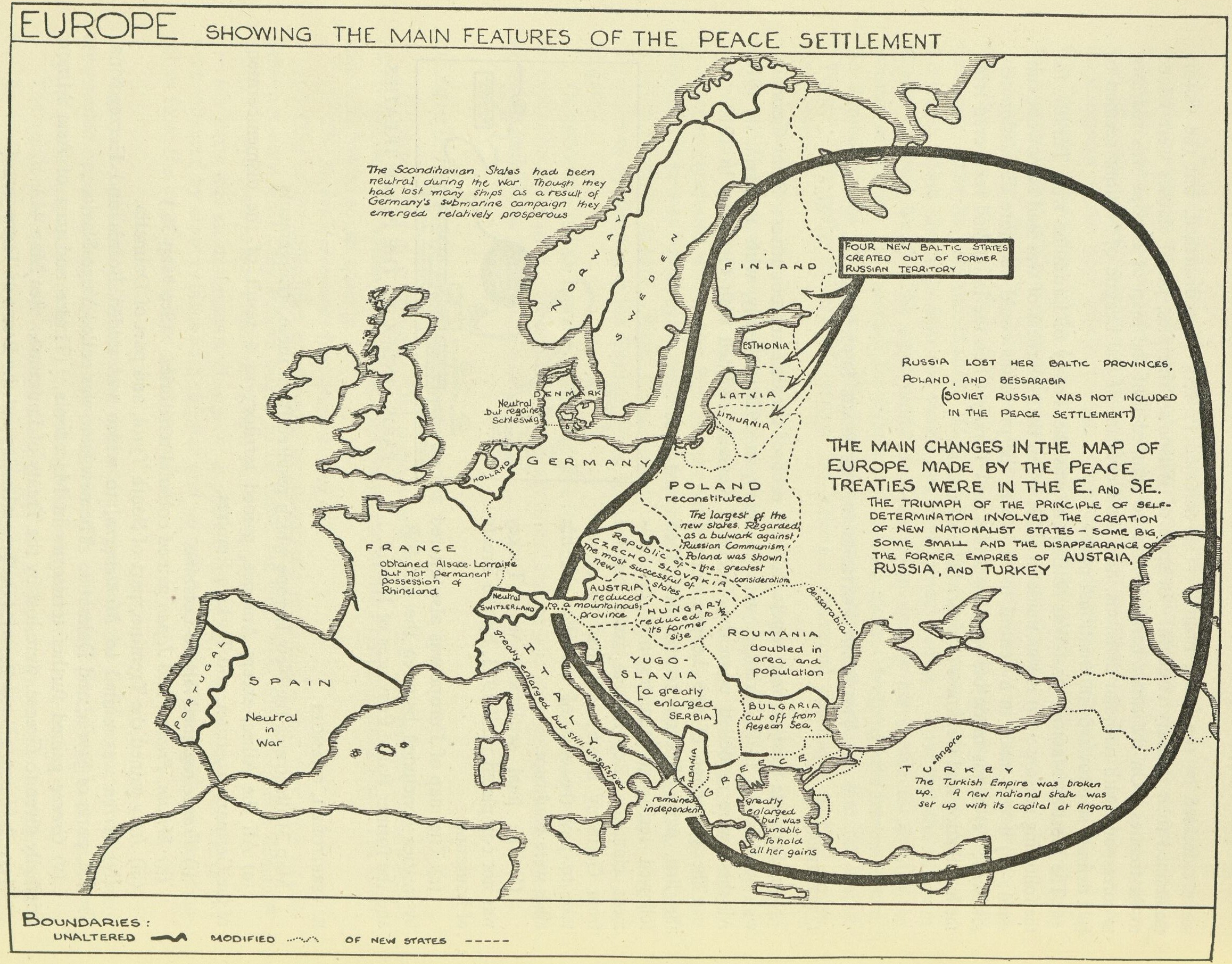 Map Of Germany 1919.Maps Of Russia And The Soviet Union Revolution And The First World War