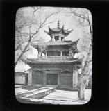Minaret built in Chinese style