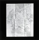 Map of blockade