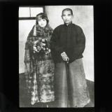 Sun Yat Sen with his wife