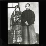 Sun Yat Sen with his wife