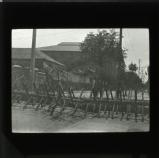 Entrance to British concession in Hankow