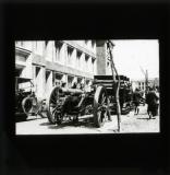 Artillery on the streets