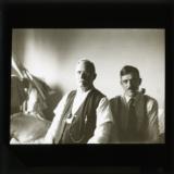 Tom Mann and Earl Browder