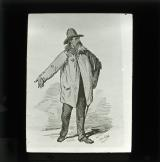 'Types de la Commune: Orateur de Boulevard' [illustration from 'Les Communeux 1871. Types, caracteres, costumes' by Bertall]
