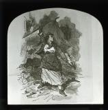 'Types de la Commune: La Barricade' [illustration from 'Les Communeux 1871. Types, caracteres, costumes' by Bertall]