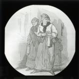 'Types de la Commune: Petroleuses' [illustration from 'Les Communeux 1871. Types, caracteres, costumes' by Bertall]