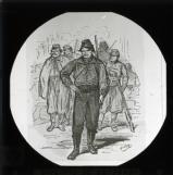 'Types de la Commune: Vengeurs de Flourens' [illustration from 'Les Communeux 1871. Types, caracteres, costumes' by Bertall]