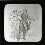 'Types de la Commune: Costume de General en Chef (Bergeret lui-meme)' [illustration from 'Les Communeux 1871. Types, caracteres, costumes' by Bertall]