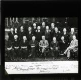 The first Labour Cabinet, 1924