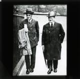 [Walter Citrine and Ernest Bevin?]