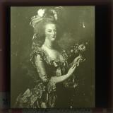 Marie Antoinette, 1785.