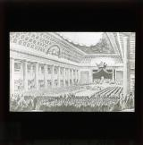 Opening of the States General at Versailles, May 5th 1789