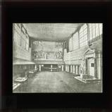 Hall of the tennis court at Versailles where the oath of June 20th 1789 was taken